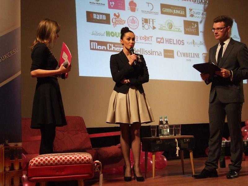 Projektantka mody z regionu na forum Business Centre Club Niebywałe Suwałki