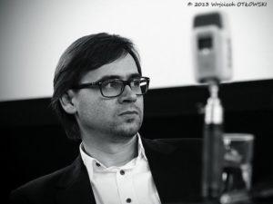 Na zdj. Artur Cichmiński (fot. Wojciech Otłowski).