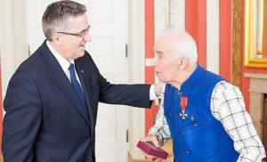 Fot. Wojciech Grzędziński - witryna www.prezydent.pl