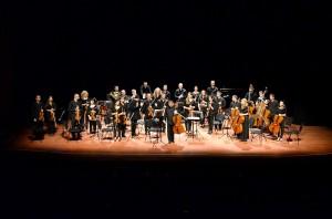 Orkiestra AUKSO w Suwałkach.