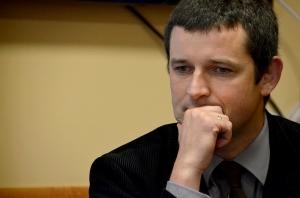 Wojciech Pająk, kandydat do Rady Miejskiej.