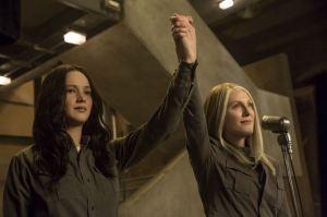 Jennifer Lawrence i Julianne Moore.