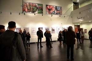 W Suwałkach wystawa J. Staniszewskiego były prezentowana przez 10 dni.