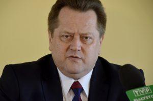 Na zdj. Jarosław Zieliński.