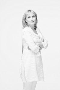 Na zdj. Dorota Radomska, fot. Bartek Warzecha.