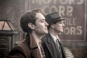 Na zdj. Colin Firth i Jude Law. Materiały prasowe.