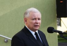 Jarosław Kaczyński, PiS