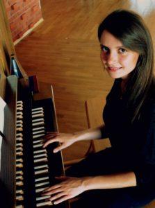 Magda Lewoc, Suwałki, organy