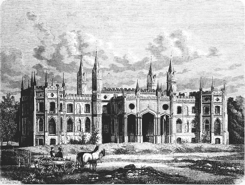 By Edward Gorazdowski - Tygodnik Ilustrowany, 1865, [1], Domena publiczna, Link