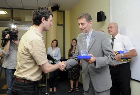 Nagrodzeni za inicjatywę Niebywałe Suwałki