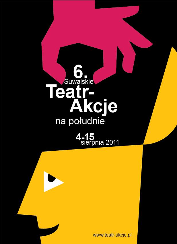 Teatr-Akcje wyruszają Na Południe Niebywałe Suwałki 1