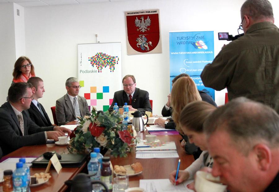 Suwalczanie podejmą dialog obywatelski Niebywałe Suwałki