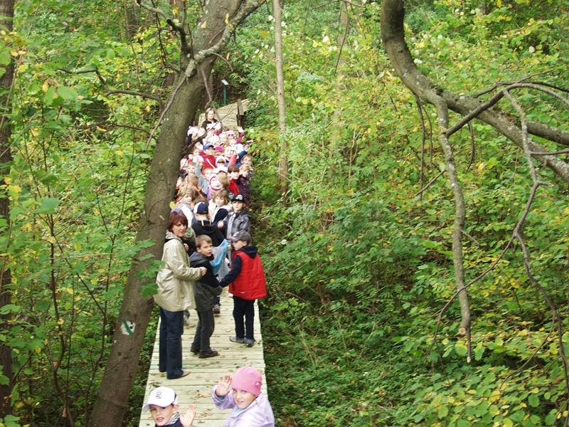 120 tys. osób na szlakach WPN Niebywałe Suwałki 1