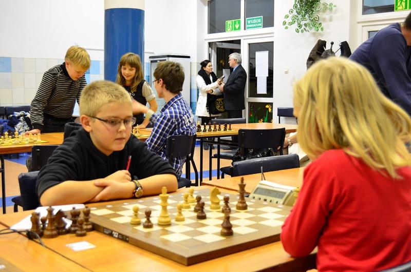 Najlepsi szachiści ćwiczą od przedszkola Niebywałe Suwałki 7