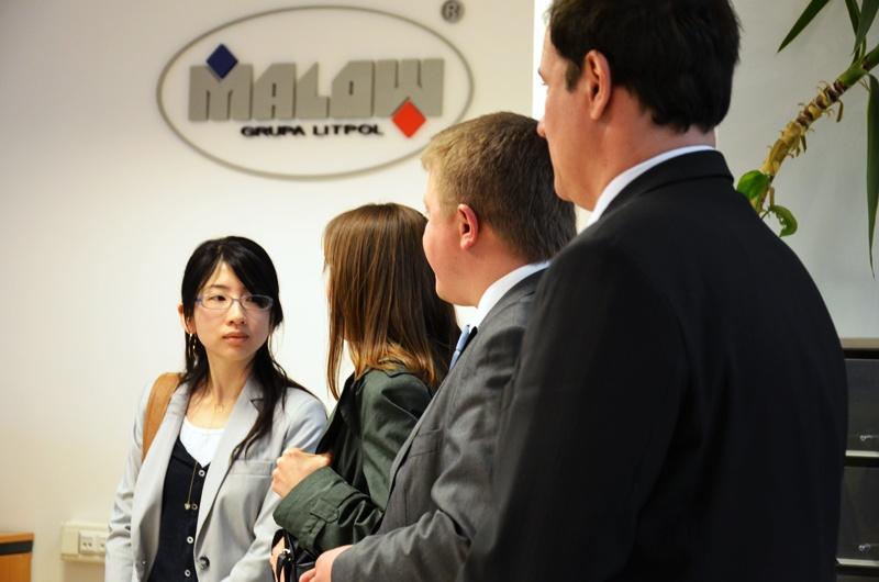 Szansa na polsko-japońską współpracę? Niebywałe Suwałki 1