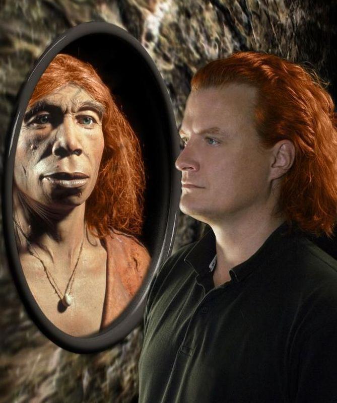 Droga od neandertalczyka do internauty Niebywałe Suwałki 10