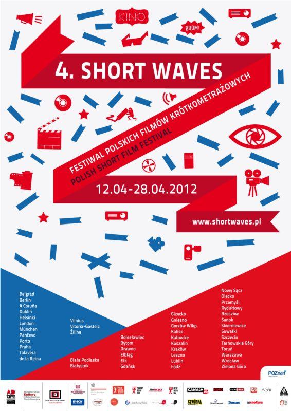 4. Short Waves - Festiwal Polskich Filmów Krótkometrażowych Niebywałe Suwałki