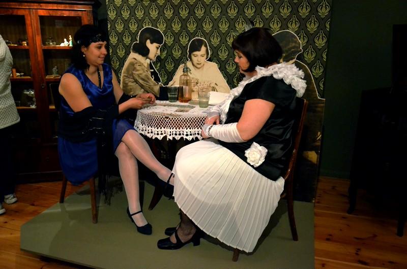 Suwalczanki w historii - Noc Muzeów 2012 Niebywałe Suwałki 22