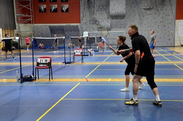 II Jesienny Turniej Badmintona dla Amatorów