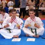 Złoci karatecy #suwalki #karate