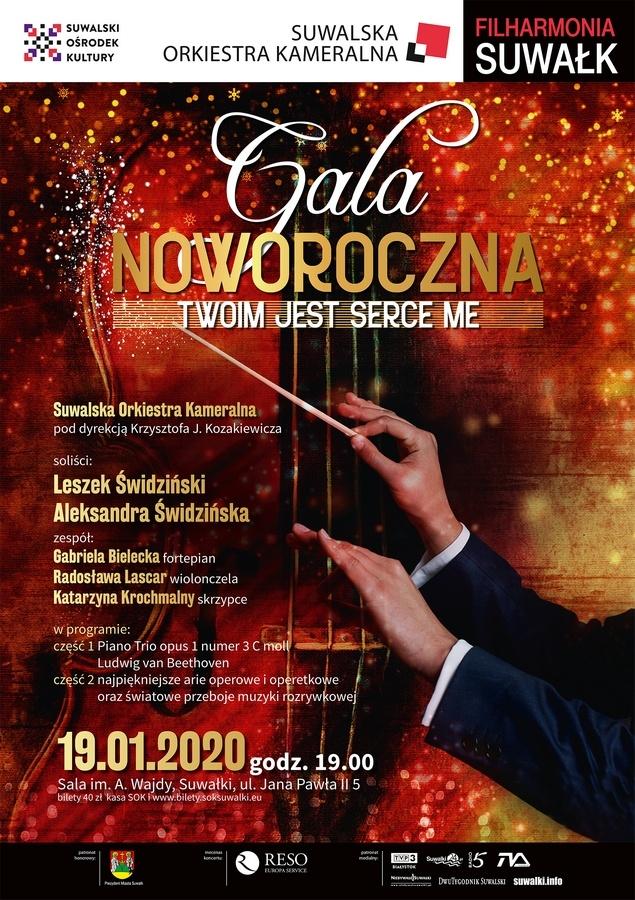 Gala Noworoczna Suwałki
